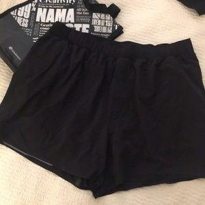 Men's Lululemon surge short 4in black large